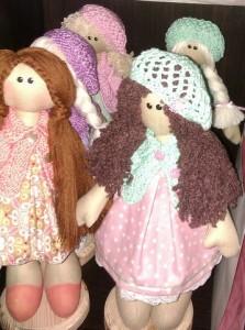 Куклы на минскую ярмарку Млын - Светлана Сидор
