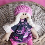 Кукла «Гимназистка Катя»