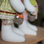 Ножки кукольных овечек