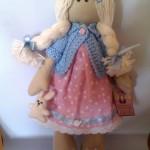 Это кукла Ириска