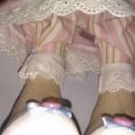 Не хорошо заглядывать куклам под юбку!