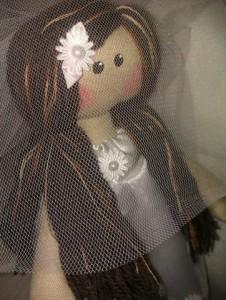 Кукла в подарок жениху