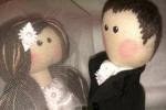 Куклы в подарок жениху и невесте
