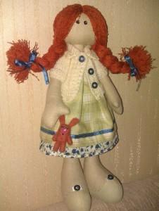 Кукла Рыжик