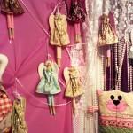 Текстильная кукла - ангелы, выставка ярмарка Млын