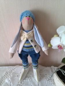 Кукольный Заяц в полный рост
